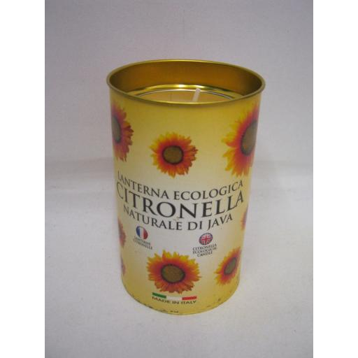 New Prices Citronella Fragrant Lantern Candle 30 Hour Burn Time