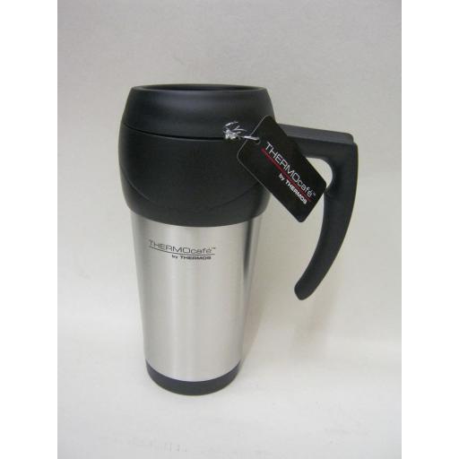 New Thermos Everyday 450 Straight Travel Mug Beaker Cup 0.45L