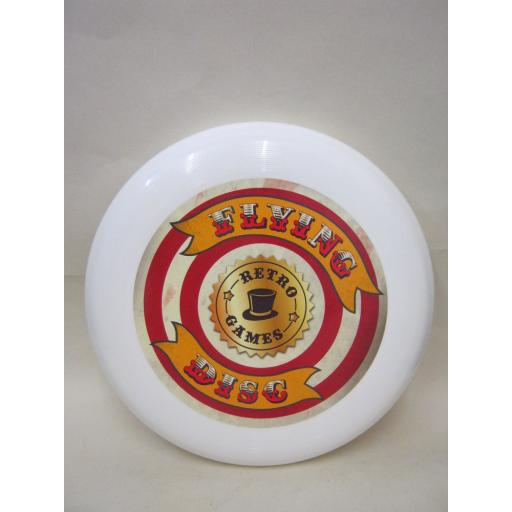 New Retro Games Traditional Flying Disc Frisbee RFS10223