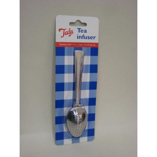New Tala Stainless Steel Tea Infuser Stainer 9550