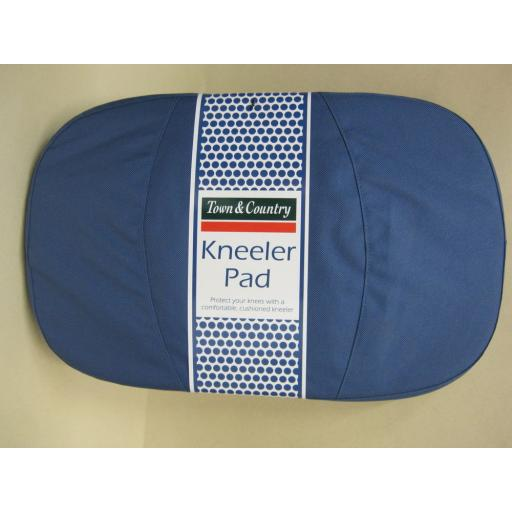New Town And Country Kneeler Pad Navy Blue THG1111