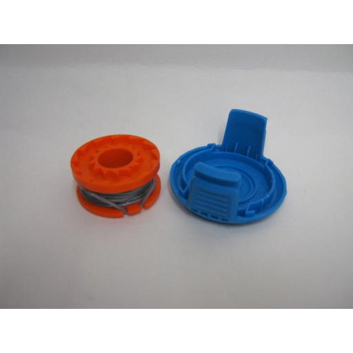 New ALM Spool & Line Spool Cover Kit MacAllister MGTP18Li MC486