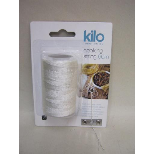 New Kilo Cooking String Food Safe Rayon Heat Stain And Odour Resistant 60M M43