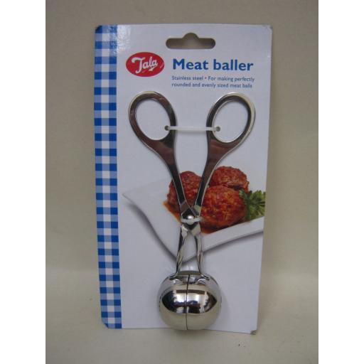 New Tala Stainless Steel Meat Baller Tool 10A01556