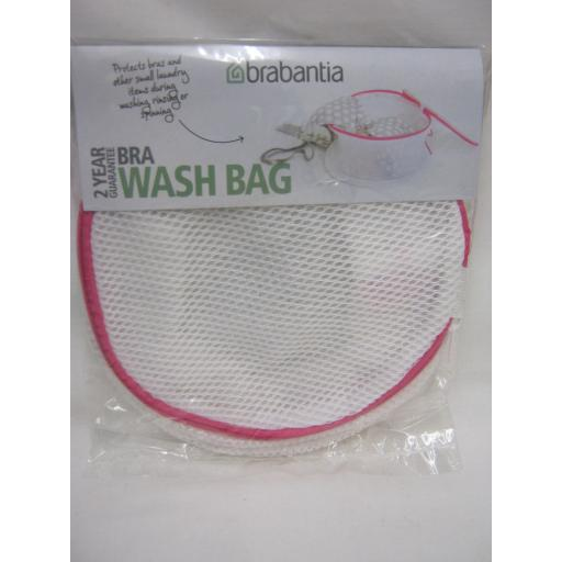 New Brabantia Bra Underwear Lingerie Washing Wash Laundry Bag White