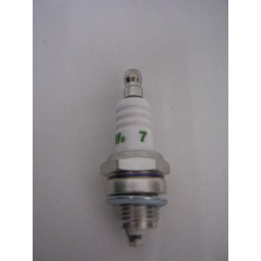 New ALM Spark Plug Suitable For Many Small Petrol Engine Machines RCJ7Y