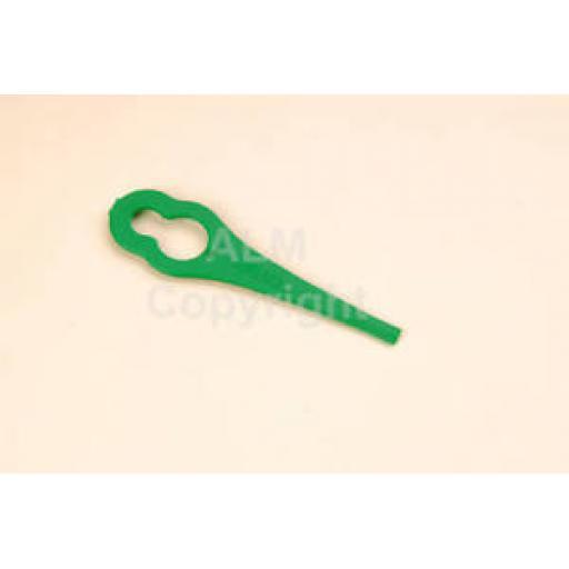 New ALM Plastic Blades Qualcast Hoversafe Easi-Lite QT028