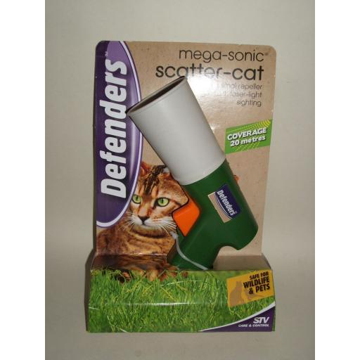 New Stv Defenders Mega Sonic Scatter Cat STV632