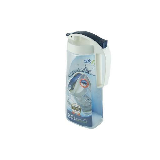 New Lock and & Lock Titan Spring Water Drinks Jug 2L Fits Fridge Door ABF636