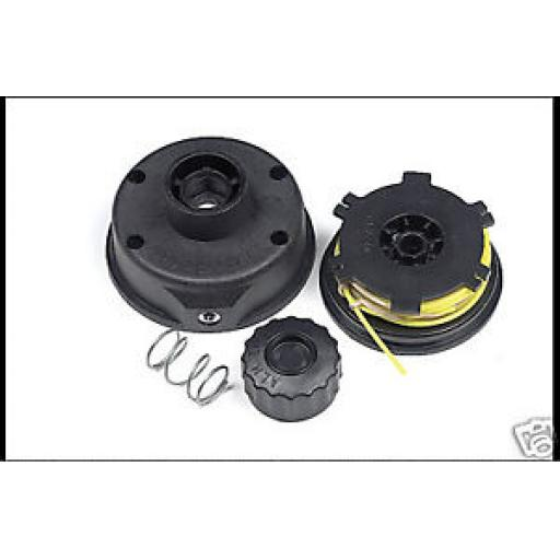 New ALM Ryobi Spool Head Assembly PBC3046 2 Lines HL009