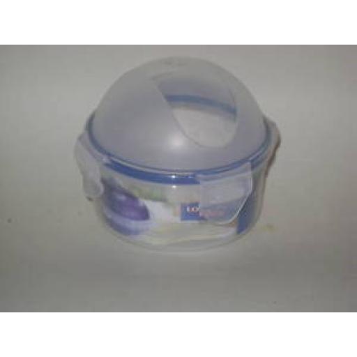 New Lock and & Lock Round Onion Container 300ml HPL932A