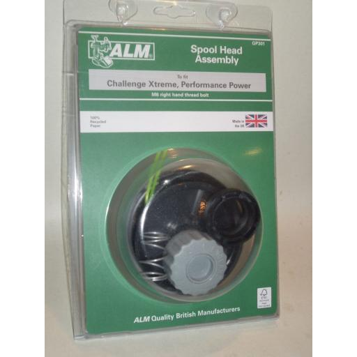 New ALM B & And Q TRY25PGTA Spool Head Assembly GP301
