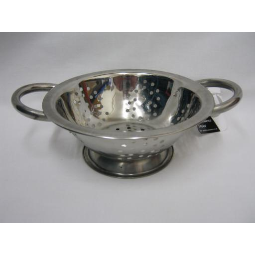 New Apollo Stainless Steel Mini Small Colander 5139