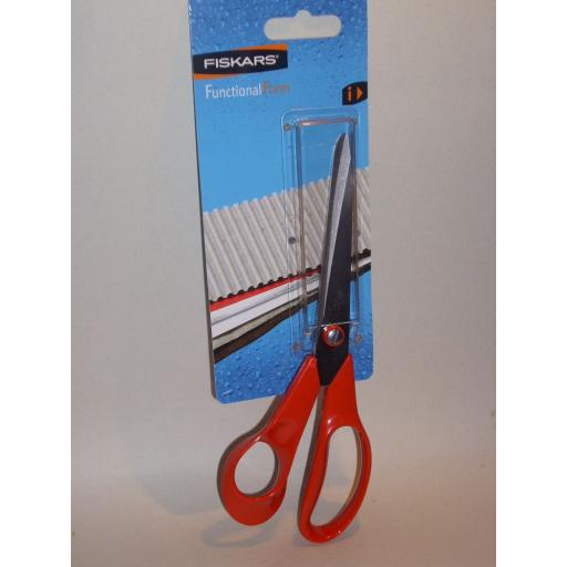 New Fiskars General Purpose Scissors Left Handed 21cm 9850 Home