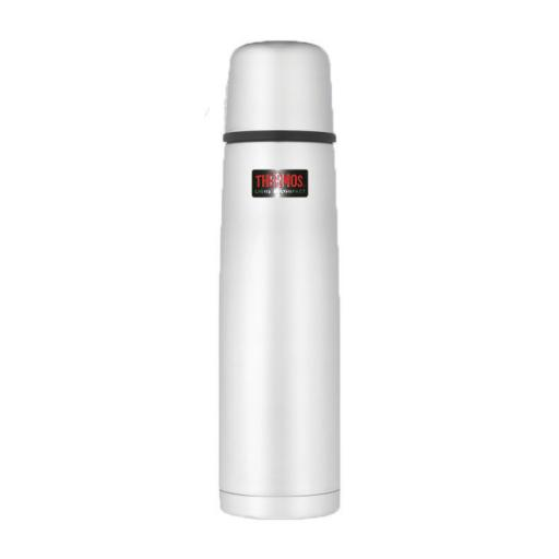 New Thermos Thermax Stainless Steel Elements Flask Light And Compact 1L