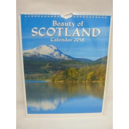 New Salmon Calendars Wall Calendar Beauty Of Scotland 2018