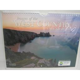 New Salmon Calendars Wall Calendar Images Of The West Country 2018