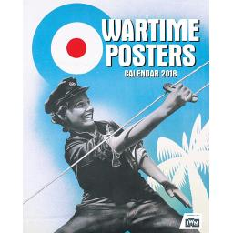 New Salmon Calendars Wall Calendar 2018 Wartime Posters