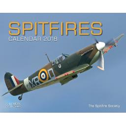 New Salmon Calendars Wall Calendar 2018 Spitfires