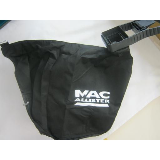 New ALM Garden Vacuum Vac Replacement Collection Bag Fits MacAllister MBV3000 VB300