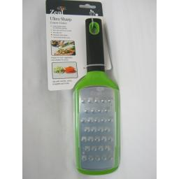 New Zeal Ultra Sharp Coarse Hand Held Grater Laser Etched Blade H73