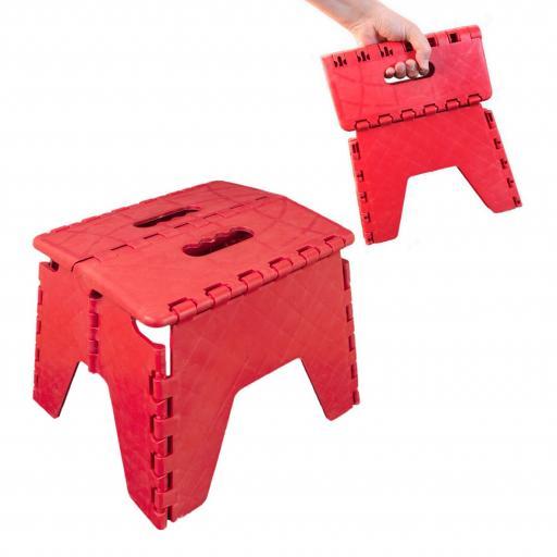 New Anika Folding Step Stool 16750