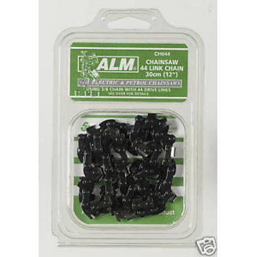 """ALM Black & Decker Chainsaw Chain DN402 30cm/12"""" CH044"""
