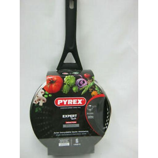 Pyrex Expert Touch Stainless Steel Saucepan Pan 18cm ET18APX/6144