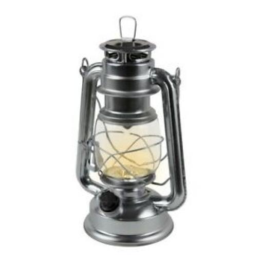 "Supalite Hanging Hurricane Lantern Light 10"" LED Dimmable Bulb SHHL10"