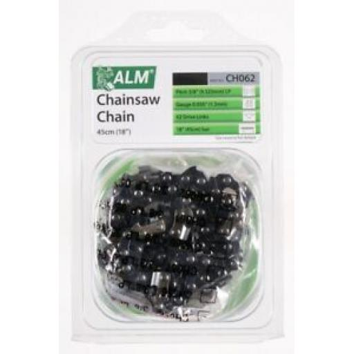 ALM McCulloch Chainsaw Chain 45CM 18inch CH062