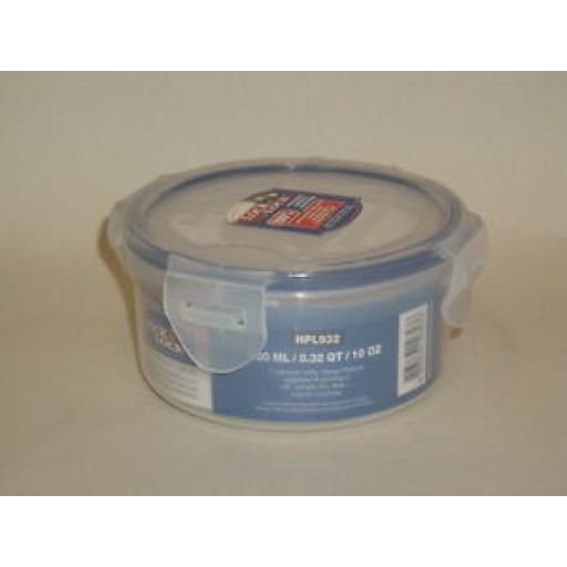 Lock and & Lock Round 300ML Food Container HPL932