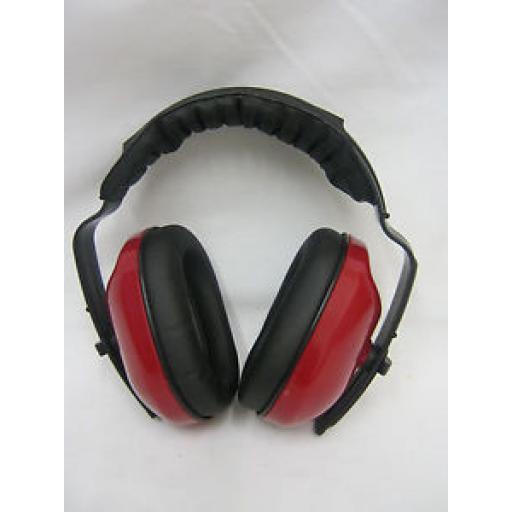 Supatool Comfortable Adjustable Child / Adult Ear Defenders Protectors EP1