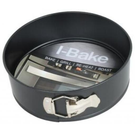 """I-Bake Small Mini Spring Form Cake Tin 4"""" Non Stick 5520"""