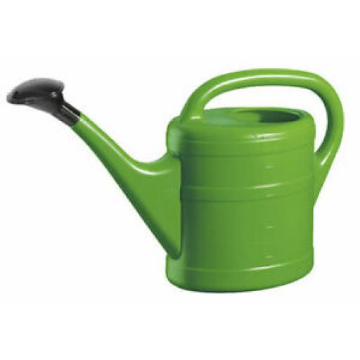Geli Green Wash Essentials Plastic Watering Can Green 5 Litre 70200502