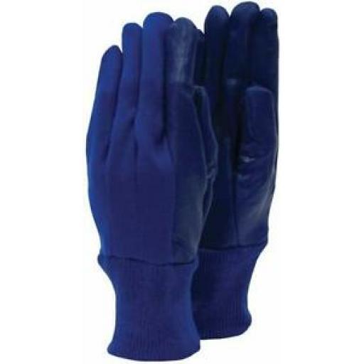 Town And Country Kids Master Gardener Gardening Gloves Glove Age 3/7 Blue TGL305