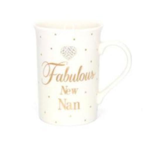 Lesser And Pavey Mug Beaker Coffee Tea Fabulous New Nan LP33790