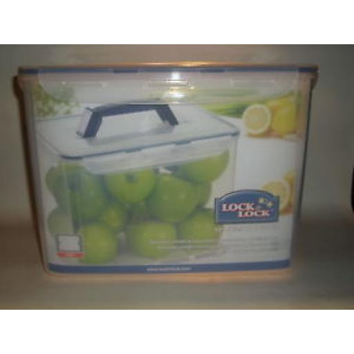 Lock And & Lock 12L Plastic Food Container HPL889