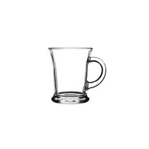 Ravenhead Essentials Glass Mug Tea Coffee 38.5CL 0040.428