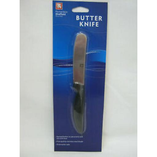 Richardson Sheffield Stainless Steel Butter Knife Spreader
