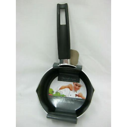 The Chef's Choice Small Non Stick Milk Pan 15cm FS014