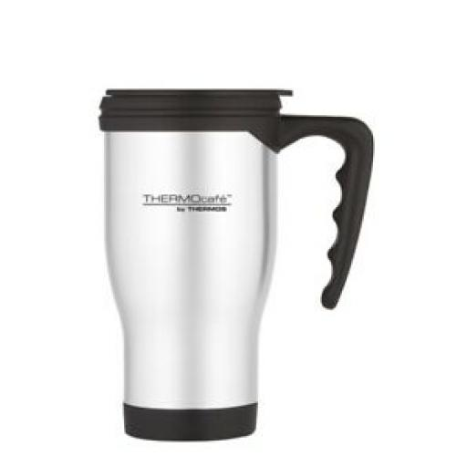 Thermos Thermocafe 2060 Travel Mug Beaker Cup 0.40L 183343