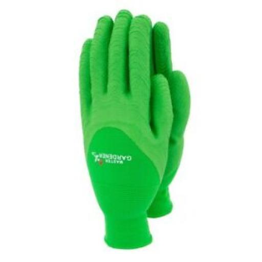 Town And Country Master Gardener Gardening Gloves Glove TGL276M Medium Green