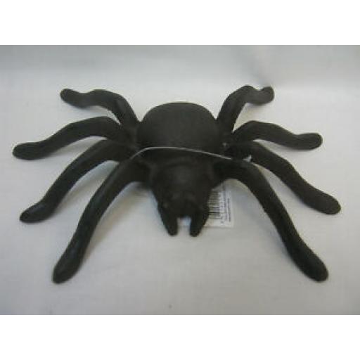CB Imports Metal Cast Iron Black Spider Ornament XYM11