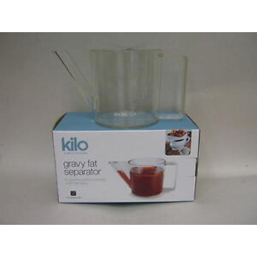 Kilo Gravy Sauce Fat Separator Strainer Plastic M201