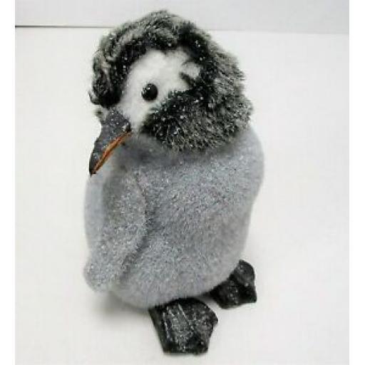 CB Christmas Decoration Percy Penguin 23cm sns26