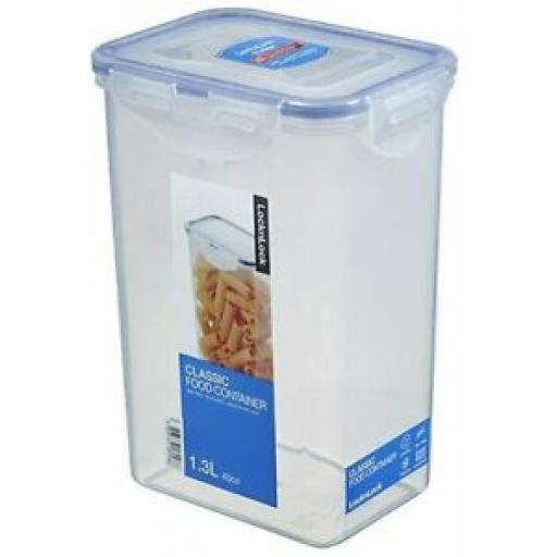 Lock and & Lock Pasta 1.3ltr Food Container HPL809