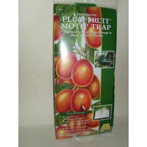 Agralan Pheromone Plum Fruit Moth Trap M651