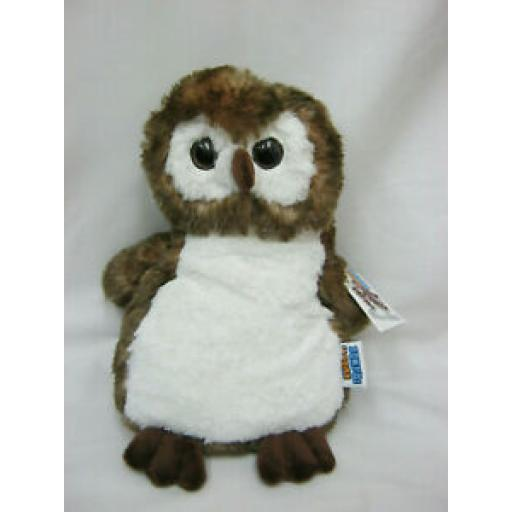 Kuddli Friends Microwaveable Wheat Bag Owl