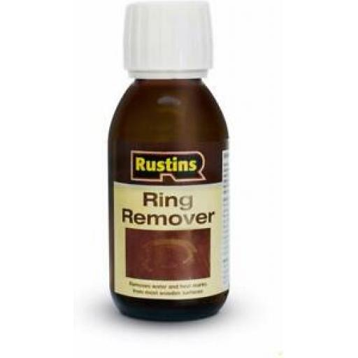 Rustins Ring Remover Removes Water And Heat Marks 125ml