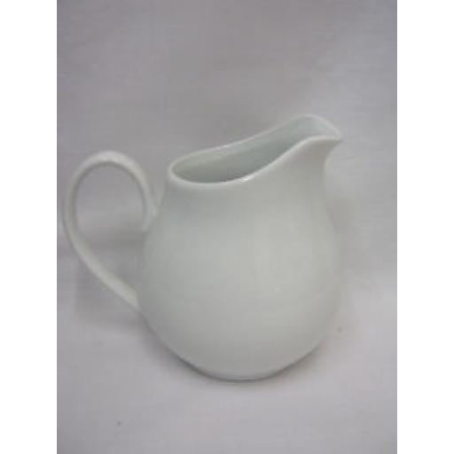 Mason Cash Classic White Pot Milk Pitcher Jug 500ml 1 Pint 2001.552